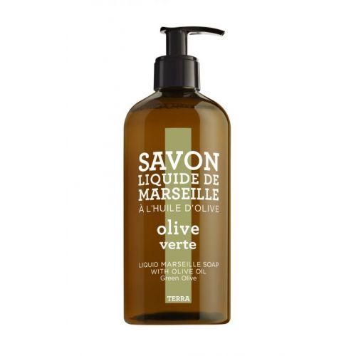 COMPAGNIE DE PROVENCE / Tekuté mydlo Olivy 500 ml