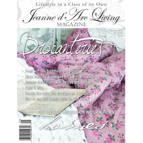 Jeanne d'Arc Living / Časopis Jeanne d'Arc Living 9/2016 - anglická verze