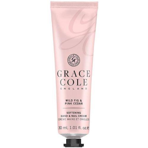 Grace Cole / Krém na ruky Wild Fig & Pink Cedar 30ml