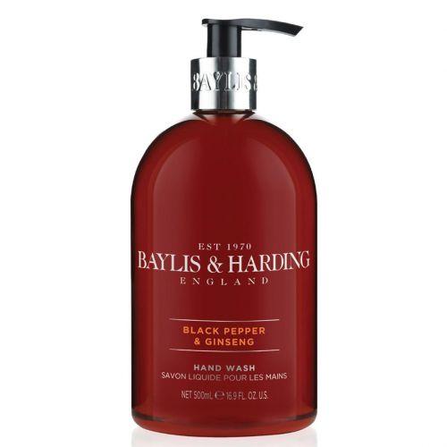 Baylis & Harding / Tekuté mydlo Black Pepper & Ginseng 500ml
