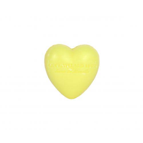 LE CHATELARD / Francúzske mydlo Heart - Verbena a citrón 25gr