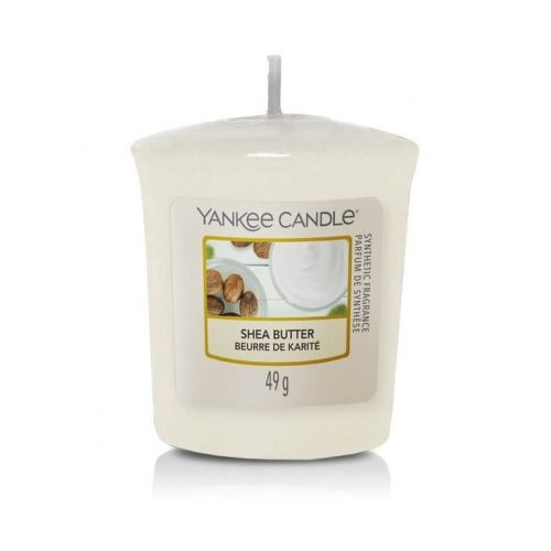 Yankee Candle / Votívna sviečka Yankee Candle - Shea Butter
