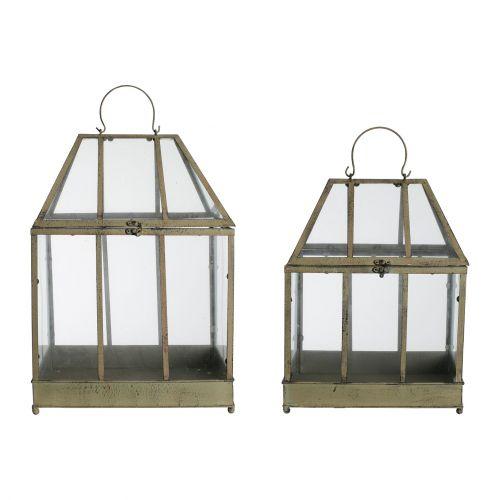 CÔTÉ TABLE / Zahradný skleník Jardinet H53/46