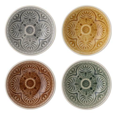 Bloomingville / Keramická mištička Rani Multi-Color
