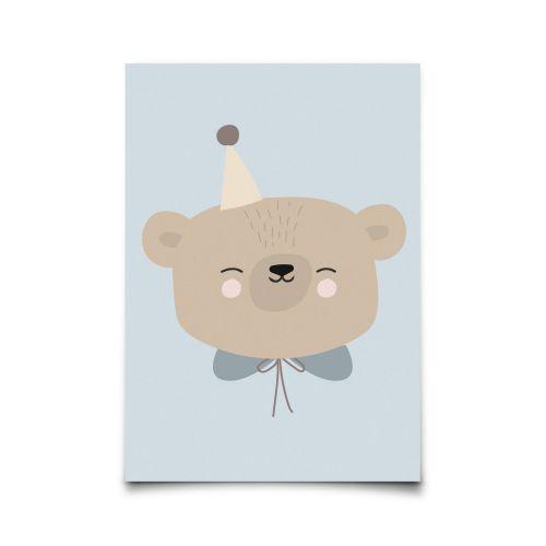 EEF lillemor / Pohľadnica Circus Bear