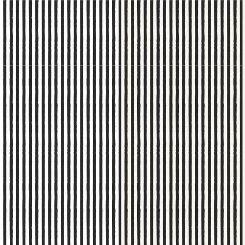 IB LAURSEN / Papierové obrúsky Black Stripes 50 ks