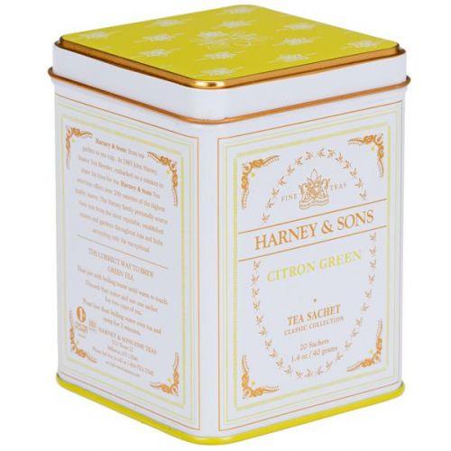 HARNEY & SONS / Zelený čaj Citron green