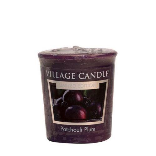 VILLAGE CANDLE / Votívna sviečka Village Candle - Patchouli Plum