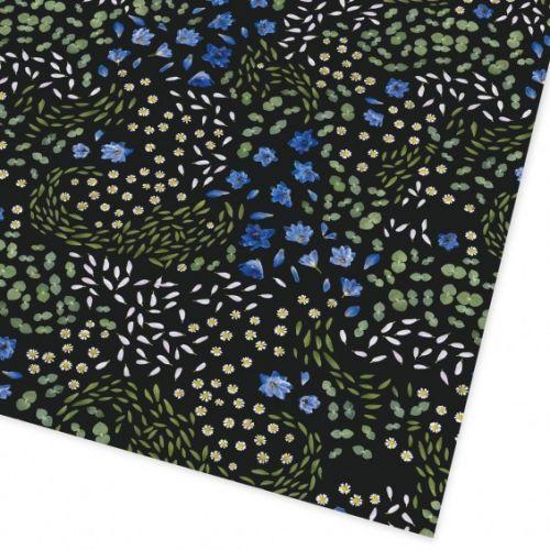 Ohh Deer / Baliaci papier Floral Primordia 50 x 70 cm