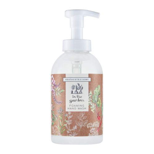 HEATHCOTE & IVORY / Tekuté penivé mydlo na ruky In the garden 530 ml