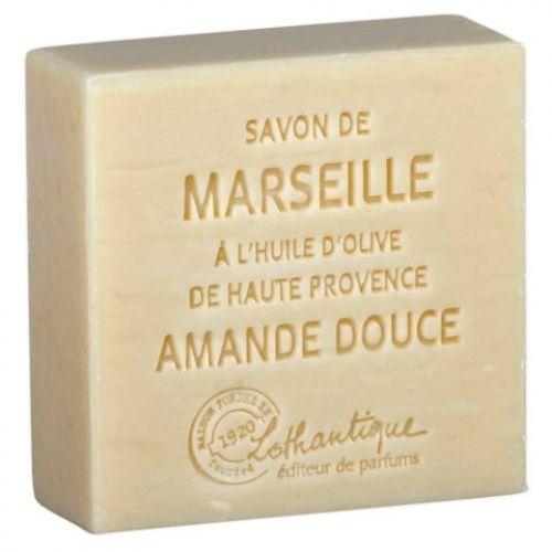 Lothantique / Marseillské mydlo Sweet Almond 100 g