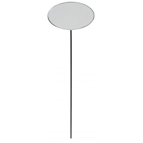 IB LAURSEN / Kovový zápich do kvetináča White