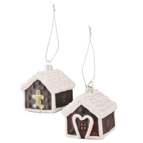 IB LAURSEN / Vianočná ozdoba Gingerbread house