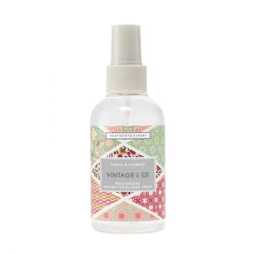 HEATHCOTE & IVORY / Antibakteriálny sprej na ruky Fabrics & Flowers 150ml