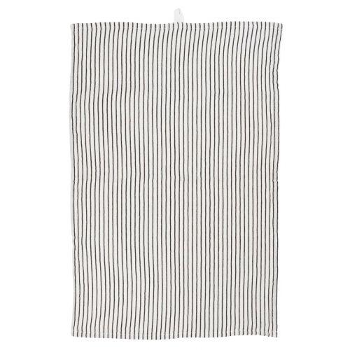 IB LAURSEN / Bavlnená utierka stripes