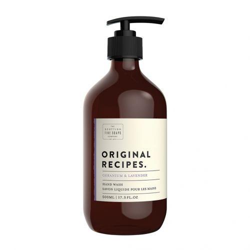 SCOTTISH FINE SOAPS / Tekuté mydlo na ruky Muškát a levanduľa - 500ml
