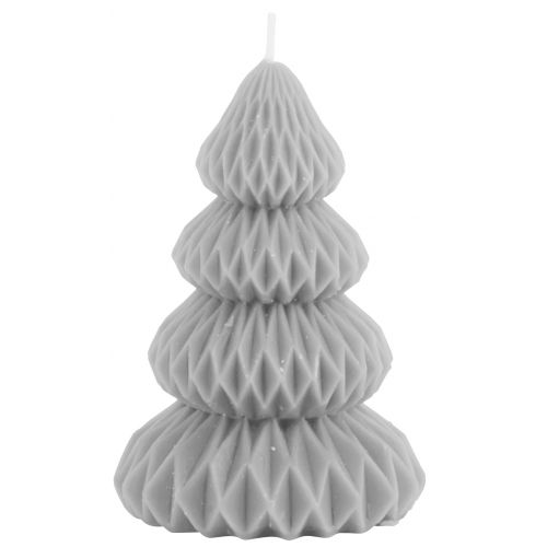 IB LAURSEN / Sviečka Christmas Tree Grey
