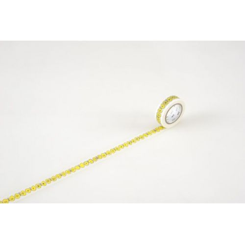 mt / Designová samolepiaca páska Choucho-yellow