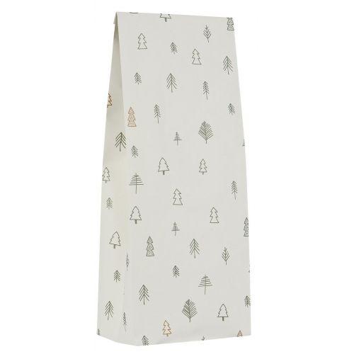 IB LAURSEN / Papierový sáčok Christmas Forest - M