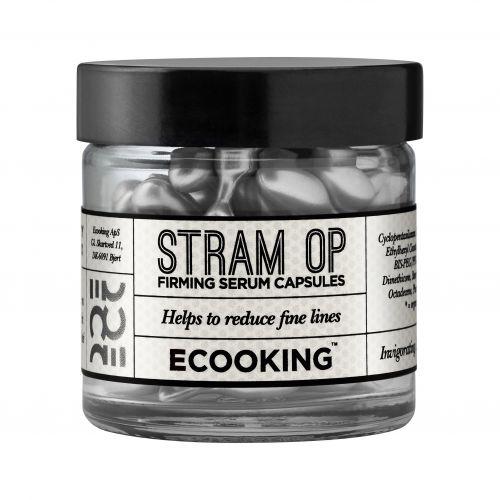 ECOOKING / Spevňujúce pleťové sérum proti vráskam 60 kapsúl