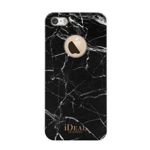 iDeal of Sweden / Kryt na iPhone 5/5S/SE iDeal of Sweden Black Marble
