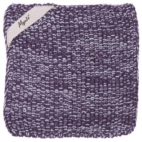 IB LAURSEN / Podložka pod hrniec Mynte Purple Melange