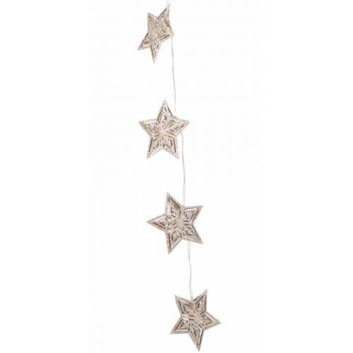 watt & VEKE / Svetelná LED reťaz Star Aurora Gold
