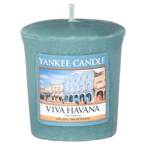 Yankee Candle / Votívna sviečka Yankee Candle - Viva Havana