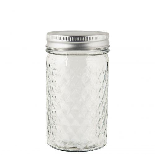 IB LAURSEN / Sklenená dózička Harlequin 300 ml