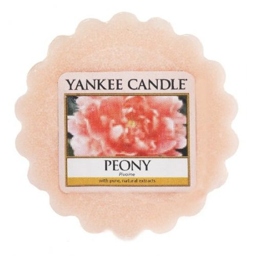Yankee Candle / Vosk do aromalampy Yankee Candle - Peony