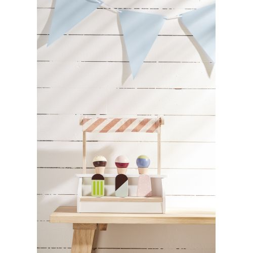 Kids Concept / Stolný stánok so zmrzlinou Bistro
