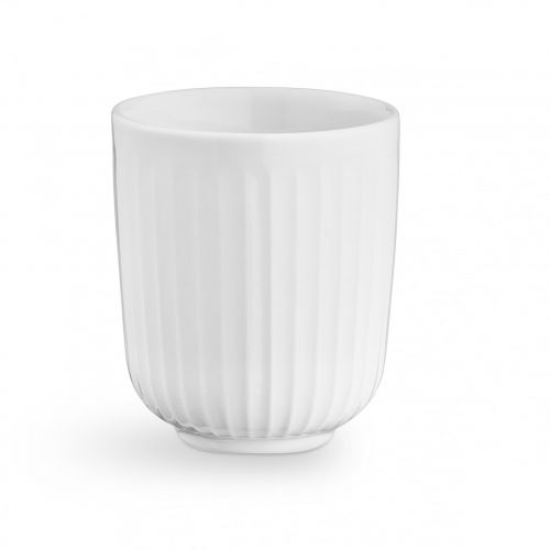 KÄHLER / Porcelánový latte cup Hammershøi White 300ml