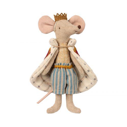 Maileg / Myšiak - Kráľ