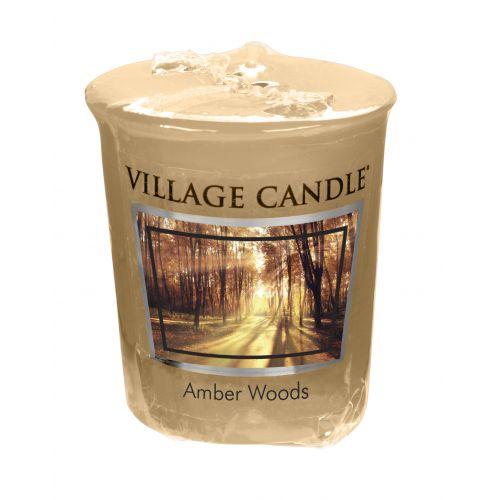 VILLAGE CANDLE / Votívna sviečka Village Candle - Amber Woods