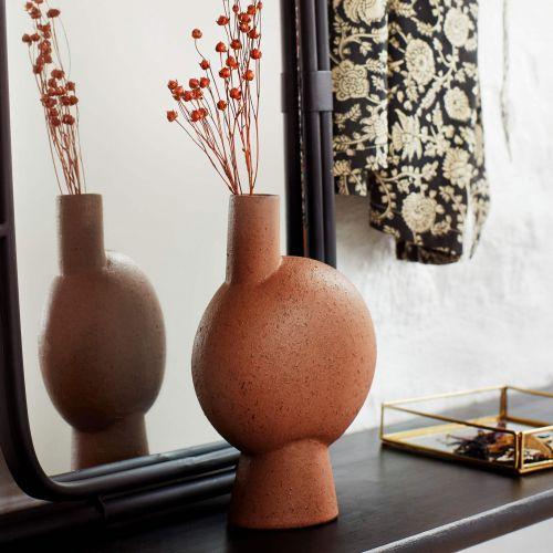 MADAM STOLTZ / Keramická váza Rust