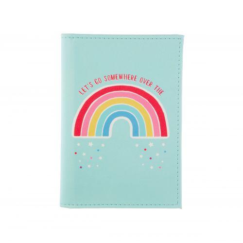 sass & belle / Puzdro na cestovné doklady Chasing Rainbow