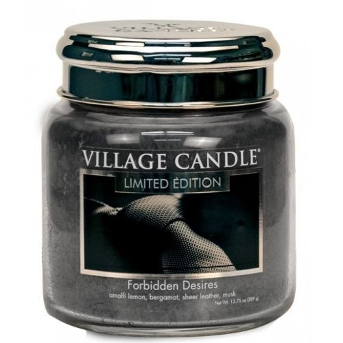 VILLAGE CANDLE / Sviečka Village Candle - Forbidden Desires 389g