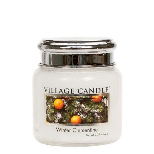 VILLAGE CANDLE / Sviečka Village Candle - Winter Clementine 92g