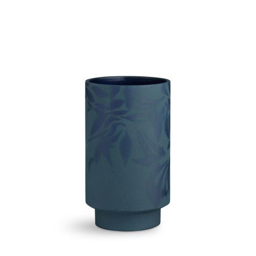KÄHLER / Keramická váza Kabell Indigo 19 cm