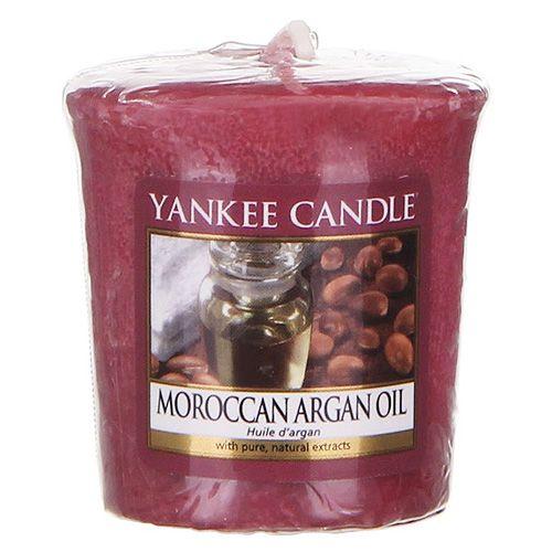 Yankee Candle / Votívna sviečka Yankee Candle - Marocký arganový olej