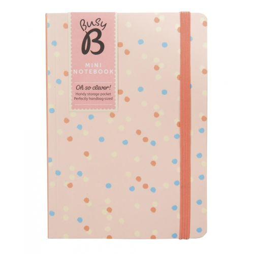 Busy B / Notes A6 Spotty