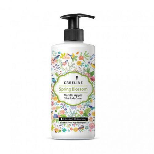 CARELINE / Telový krém Jarný kvet 400 ml