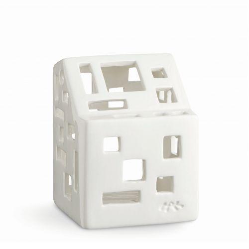 KÄHLER / Mini Lucerna domček Urbania Atelier 9,5 cm