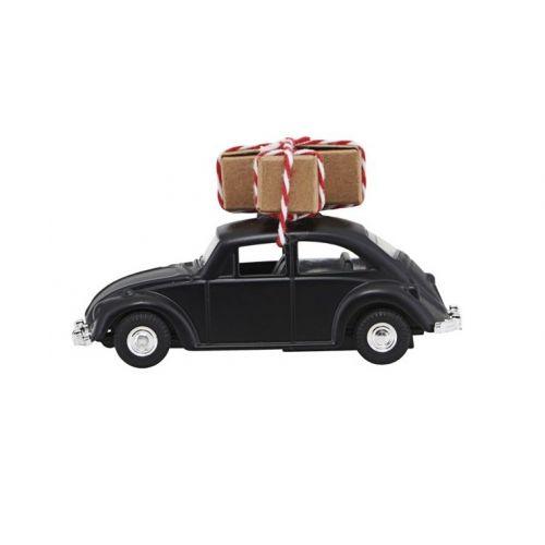 House Doctor / Vianočné autíčko Xmas Car Mini Black