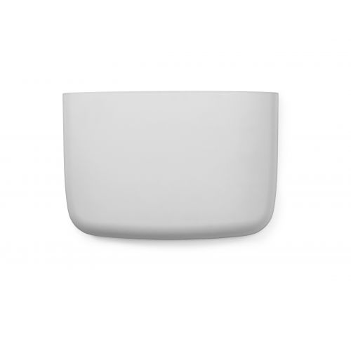 normann COPENHAGEN / Nástenný organizér Light Grey Pocket 4