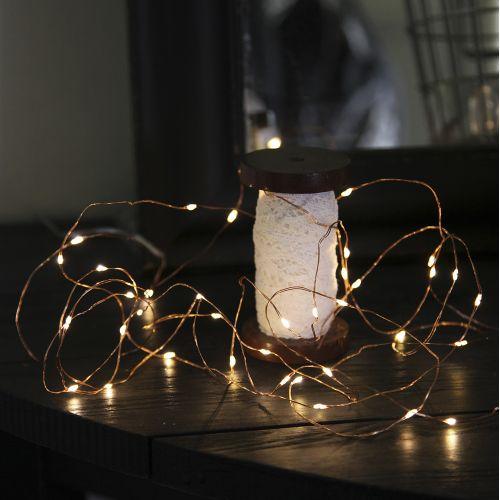 STAR TRADING / Svetelný LED drôtik Copper Light