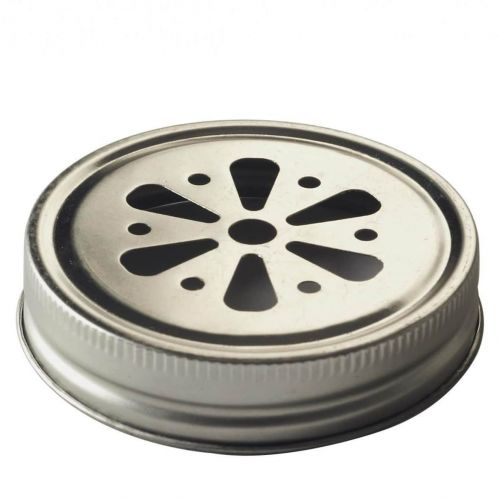 KILNER / Dekorativní kovové víčko s otvory