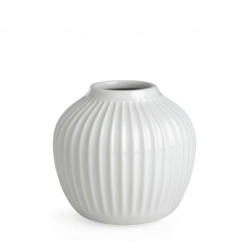 KÄHLER / Keramická váza Hammershøi White 12,5 cm
