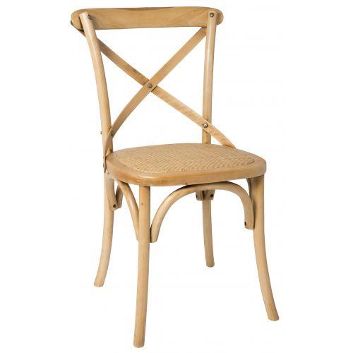 IB LAURSEN / Dřevěná židle Provence brown
