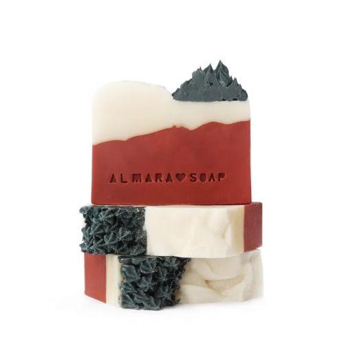 Almara Soap / Prírodné mydlo Merry Christmas 2021